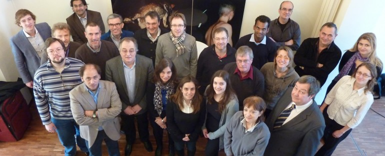 General Assembly of the Intenso Project in Brussels